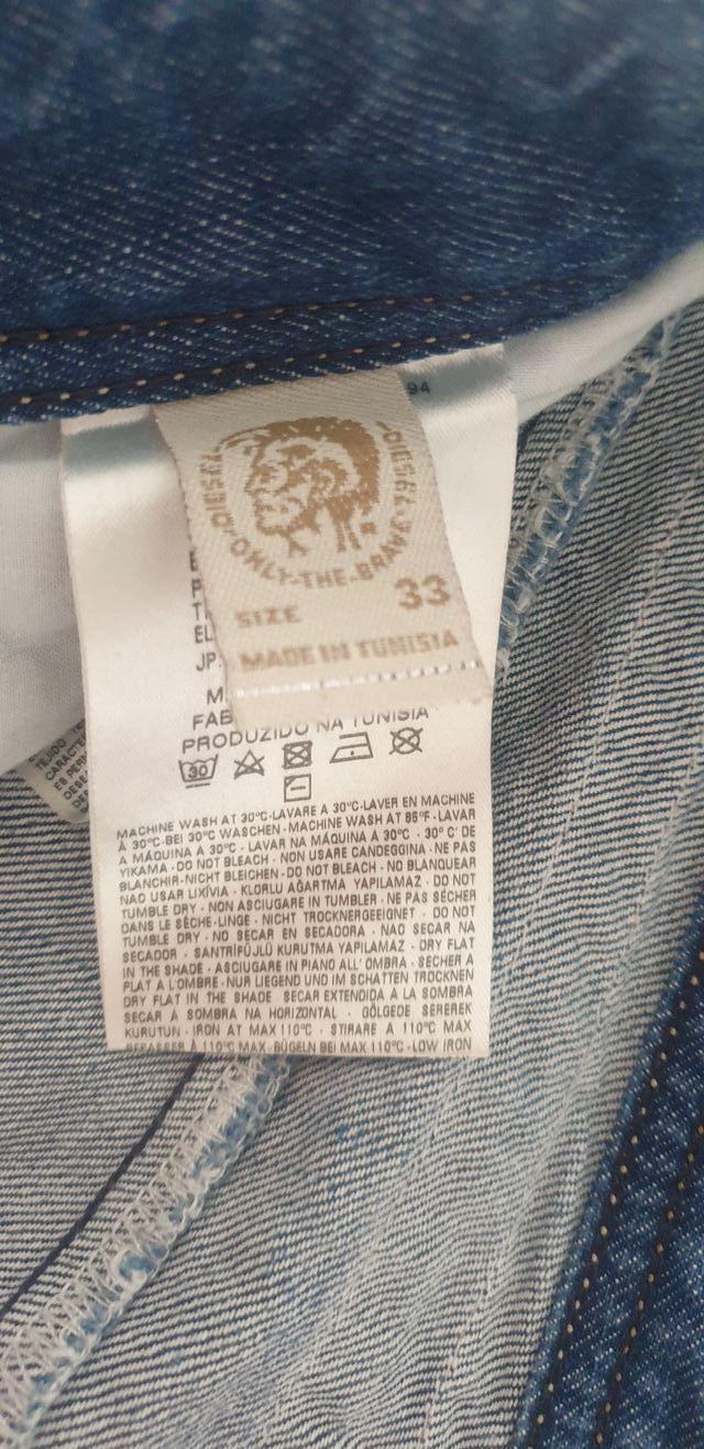 Vaqueros Diesel Jeans