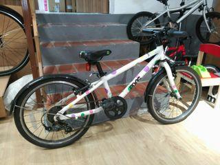 bicicleta nen Frog 52