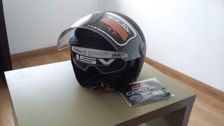 casco de moto jet NZI helmets