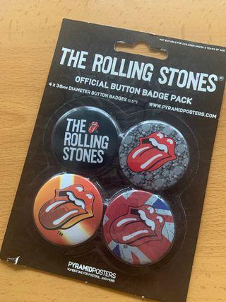 Chapas the Rolling Stones / COLECCIONISTA