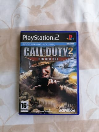 CALL of DUTY 2, PS2