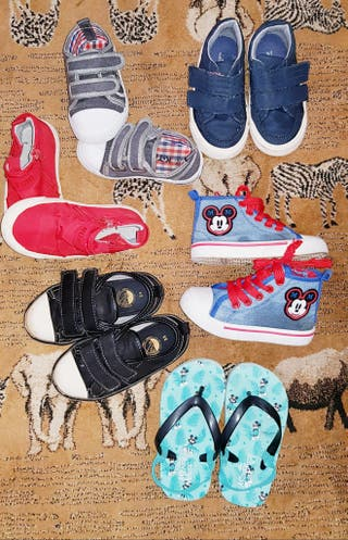 Zapatos 23-24