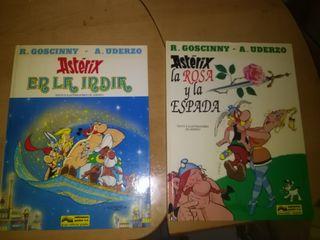 cómic asterix y obelix