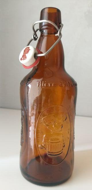 Botella bière d'Alsace FISCHER