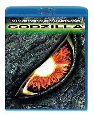 Godzilla Blu-Ray 1998