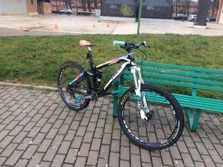 Bicicleta Trek carbono