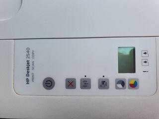 impresora hp 2540