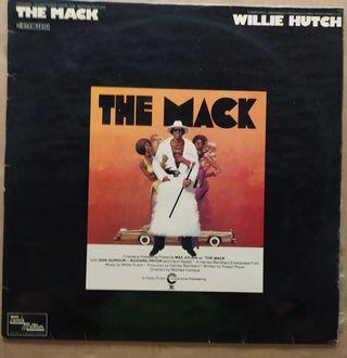 Disco de Vinilo Willie Hutch The Mack