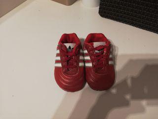 zapatillas Adidas talla 17 bebe