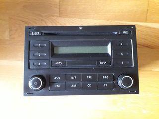 RADIO RCD200 MP3 DE VW TRANSPORTER T5