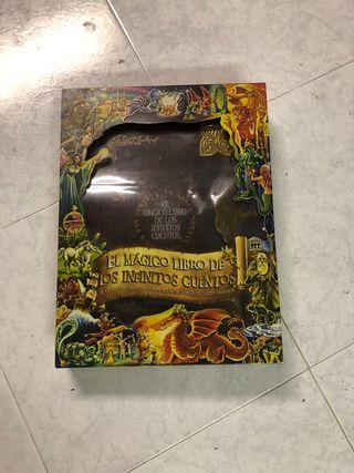 libro: El mágico libro de los infinitos cuentos