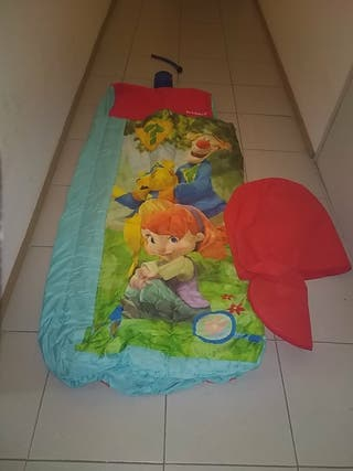 saco de dormir infantil