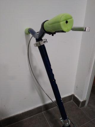 Patinete scooter 3 ruedas