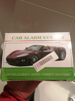 Alarma coche