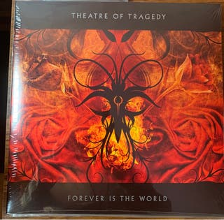 Theatre of tragedy * forever is the world*