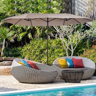 Sombrilla jardín