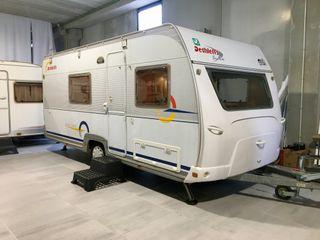 Caravana Dethleffs New line 490 TK
