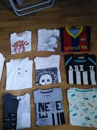 Camisetas y polo