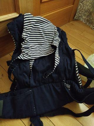mochila portabebes ergonómico mountain buggy nueva