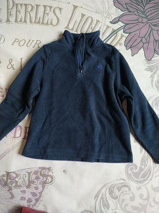 pantalón pana y polar 4-5 años