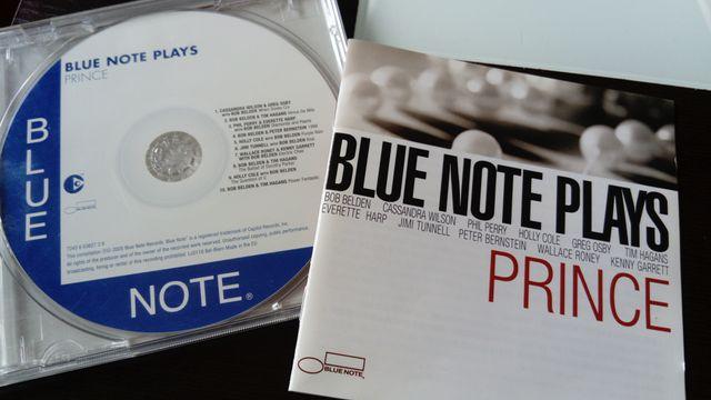 BLUE NOTE sings Prince