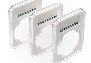 Estuche protector moneda 40mm NGC alta calidad