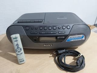 RADIO CASSETTE CD MP3 SONY