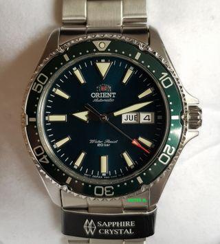 Reloj de pulsera hombre Orient Kamasu / Mako 3