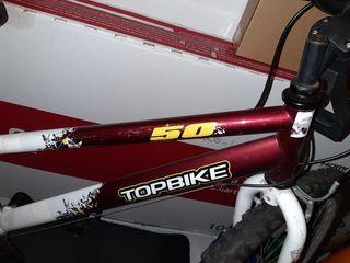 Bicicleta de montaña Topbike