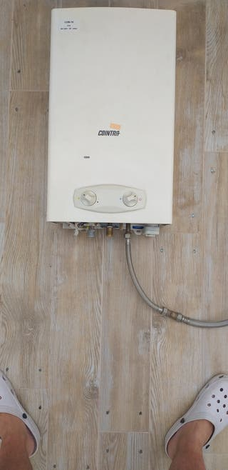 calentador de gas cointra