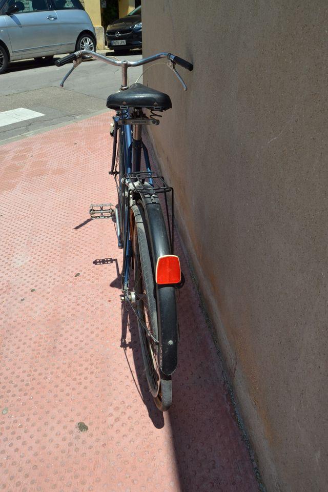 bicicleta vintage paseo Orbea