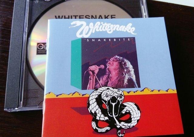 WHITESNAKE - Snakebite