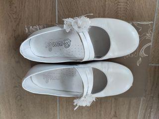 Zapatos Comunión niña T31