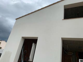 Fachadas revocos monocapa