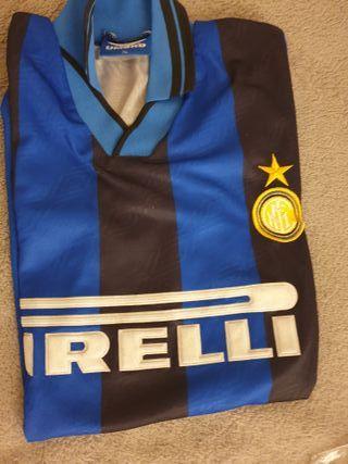 Camisetas Ajax e Inter de Milan