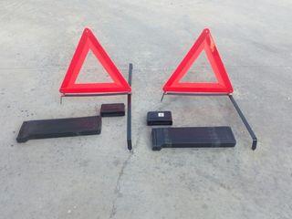 Triángulos señalizacion