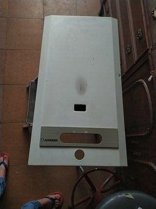 calentador manual