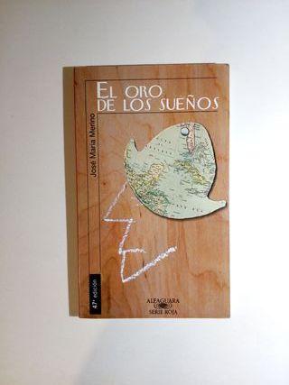 Libro infantil El oro de los sueños