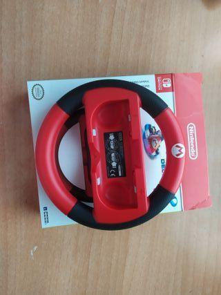 Volante para mando Nintendo Switch