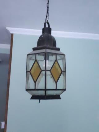 LAMPARAS DE SALON