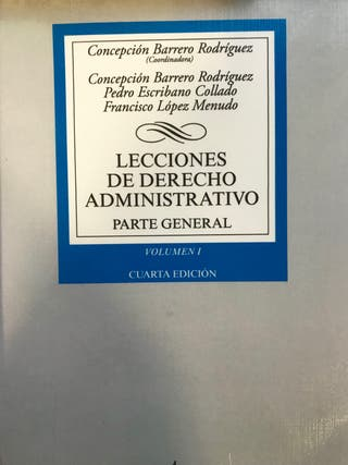 LIBROS 1 de DERECHO, UCLM ALBACETE