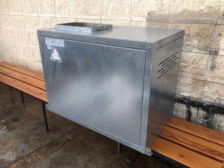 Caja de ventilacion 400 grados dos horas