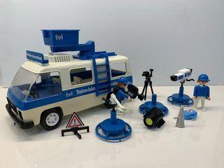 Playmobil 3530 furgoneta de television