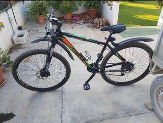 """Bicicleta 29"""" como nueva"""