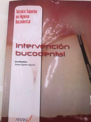 Vendo libros de primero de higiene bucodental