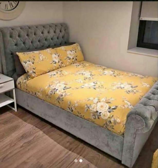 sleigh bed frame