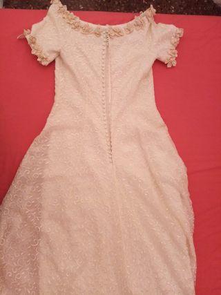 Vestido de novia Bianca talla 38-40