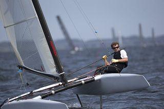 Catamaran Clase A 18'