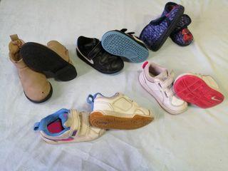 lote de calzado