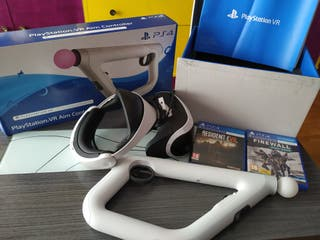 Ps VR y Aim Controller PS4